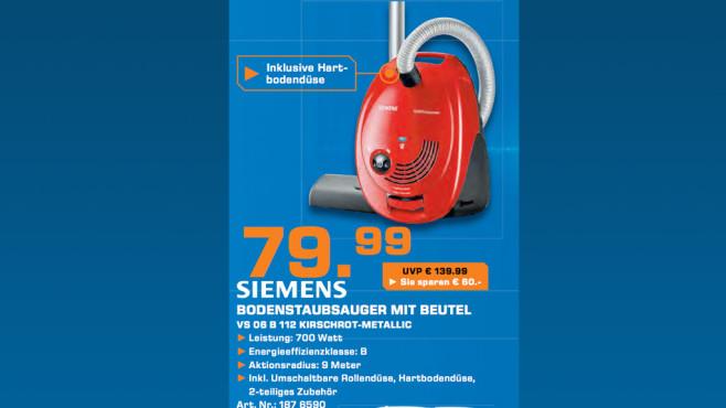 Siemens VS06B112A ©Saturn