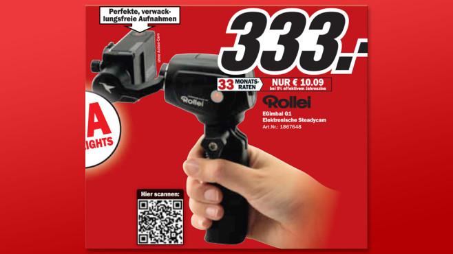 Rollei 21544 eGimbal G1 2D ©Media Markt