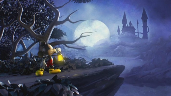 Castle of Illusion starring Mickey Mouse © Disney