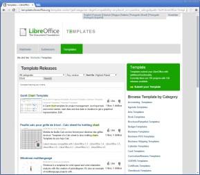 LibreOffice-Templates (Vorlagen)