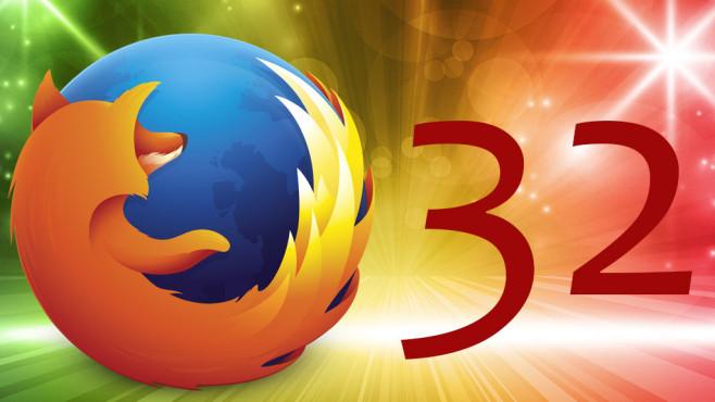Firefox 32 ©mozilla, wenani - Fotolia.com