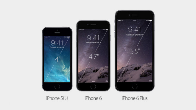 Apple iphone 6 Plus © Apple
