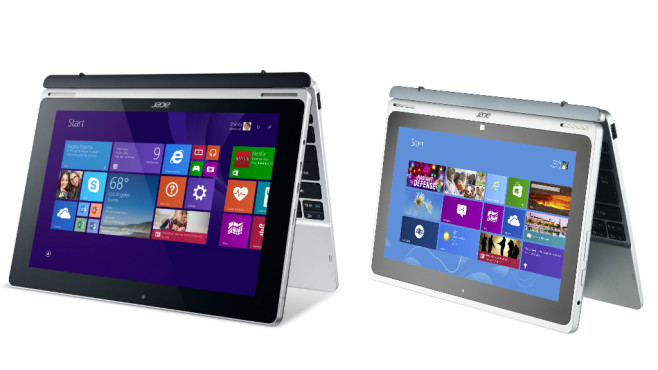 Acer Aspire Switch 11 ©Acer