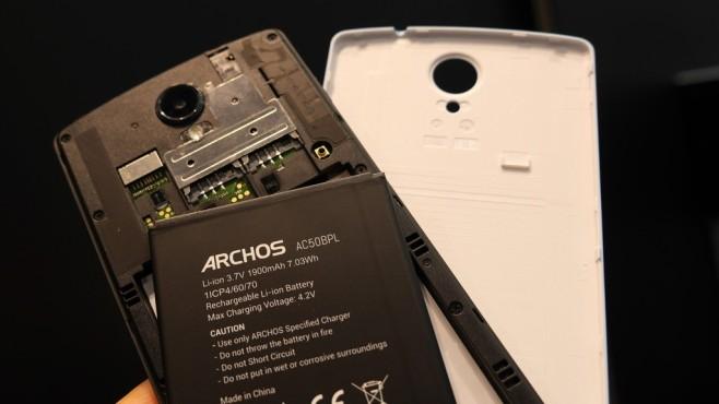 Archos 50b Platinum ©COMPUTER BILD
