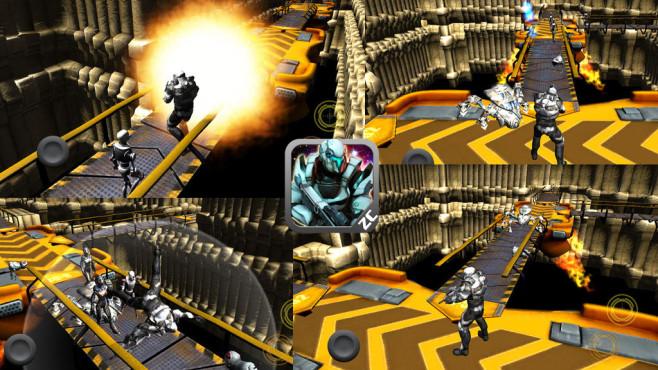 Deep Space One HD ©Zen Capital Pty Ltd