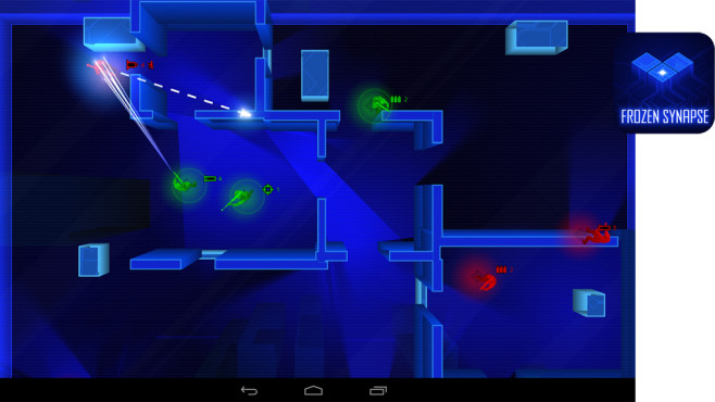 Frozen Synapse © Mode 7