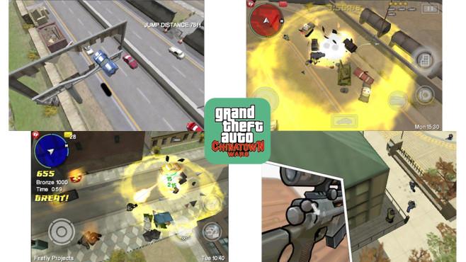 GTA � Chinatown Wars ©Rockstar Games