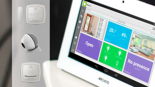 Archos Smart Home Starter-Set © Archos