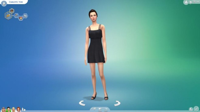 Die Sims 4: Charlotte ©Electronic Arts