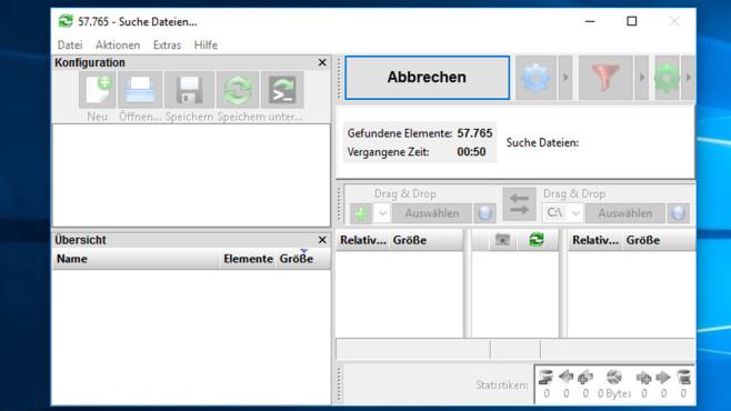 Unterschiedliche Dateistände: FreeFileSync ©COMPUTER BILD