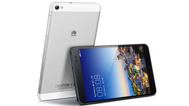 Huawei MediaPad X1 ©Huawei