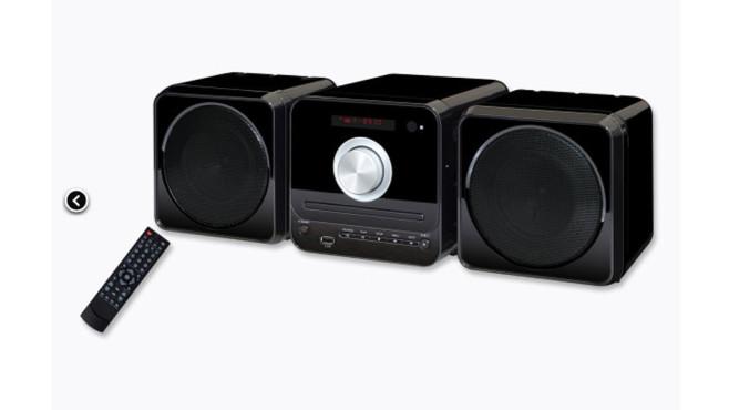 Micro-Audio-System ©Aldi