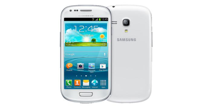 Samsung Galaxy SIII Mini ©Samsung