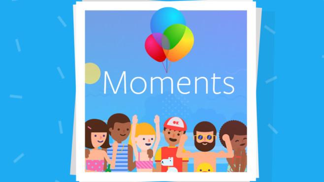 Facebook Moments ©Facebook