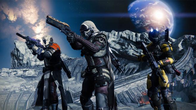 Destiny: Trio ©Activision-Blizzard