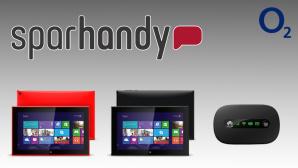 Internet-Flat mit 5 Gigabyte und Top-Hardware zum Knallerpreis ©Sparhandy, O2, Nokia, Huawei