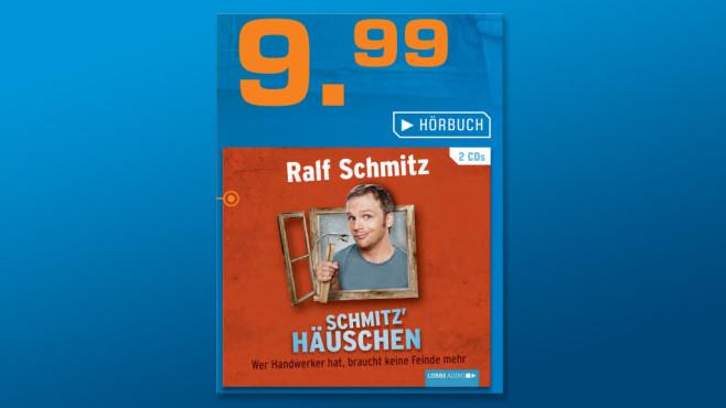 Ralf Schmitz Schmitz' Häuschen Comedy CD ©Saturn
