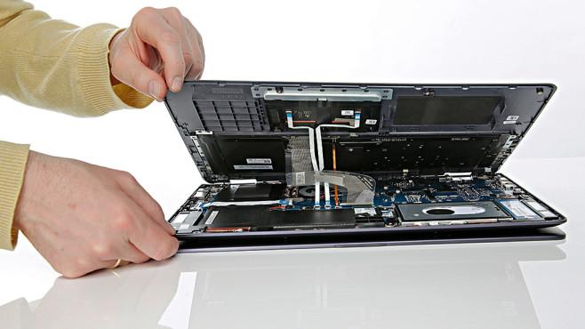 Asus VivoBook Flip 15 ©COMPUTER BILD