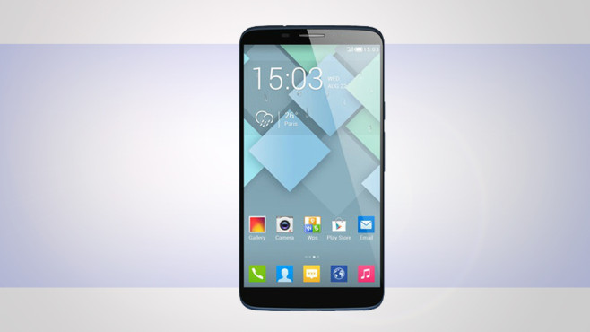 Alcatel One Touch Hero © COMPUTER BILD