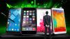 Smartphone Test ©Apple, Samsung, Alcatel, LG, Sergey Nivens - Fotolia.com