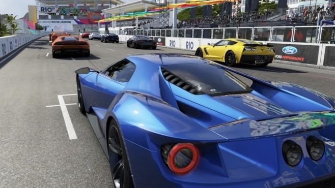 Platz 1: Forza Motorsport 6 – Apex ©Microsoft