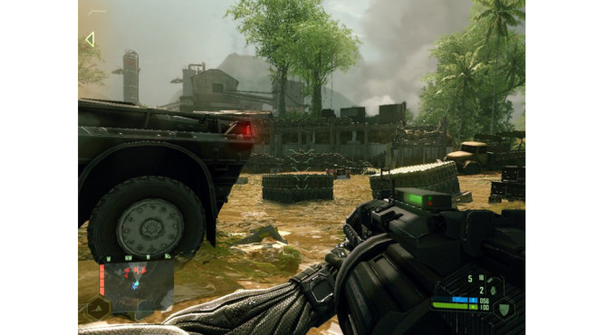 Platz 9: Crysis Wreckage © The Wreckage Team