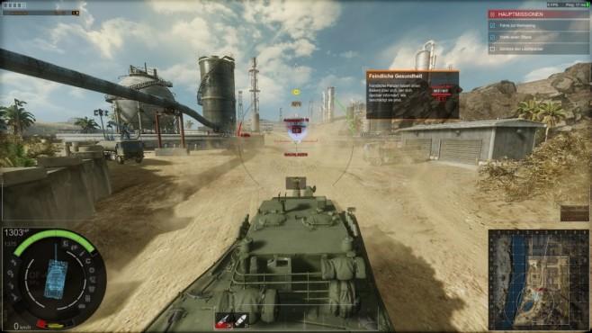 Platz : Armored Warfare ©Obsidian Entertainment