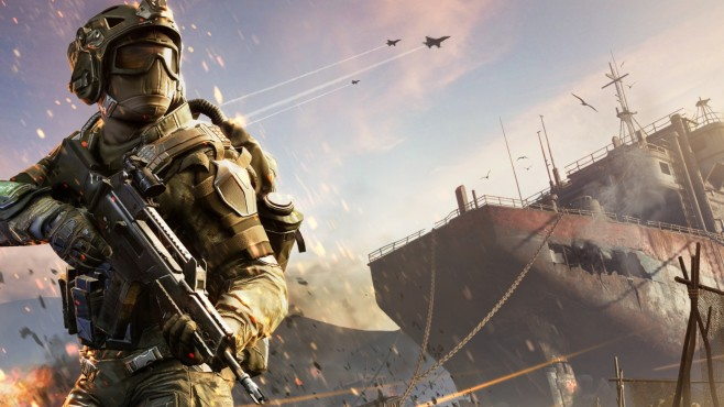 Platz : Warface © Crytek