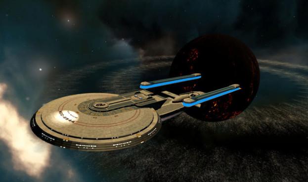 VegaTrek: Raumschiff ©VegaTrek