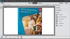Adobe Photoshop Elements 13 © Adobe