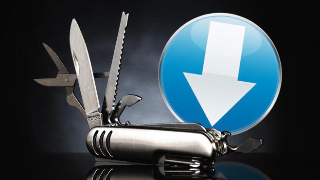 Alles in einem: Die besten All-in-One-Tools für lau Rundum-sorglos-Pakete: Diese Downloads vereinen die besten Funktionen unter einem Dach! ©istock.com/Entienou