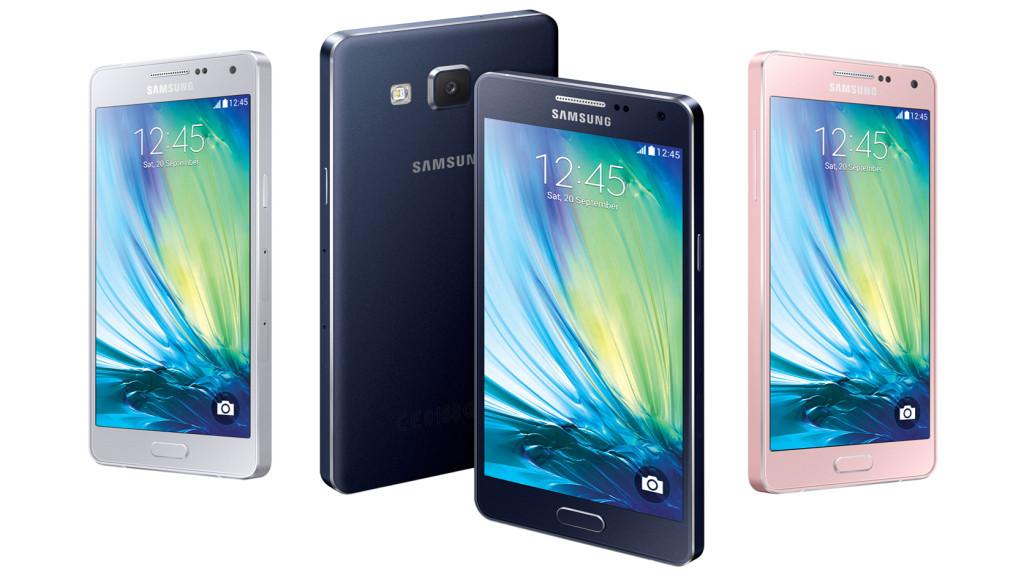 A5 Galaxy Samsung