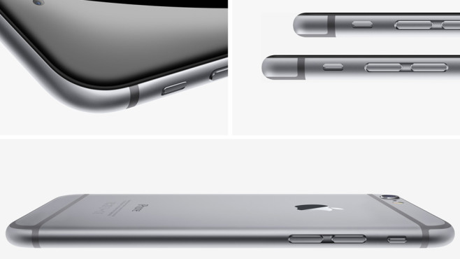 Apple iPhone 6 © Apple