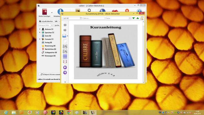 Calibre: E-Books anzeigen und konvertieren ©COMPUTER BILD