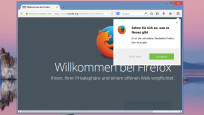 Firefox: Gut anpassbarer Browser ©COMPUTER BILD