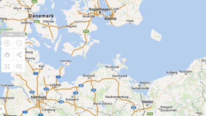 Google Maps und Falk-Routenplaner: Touren zurechtlegen ©COMPUTER BILD