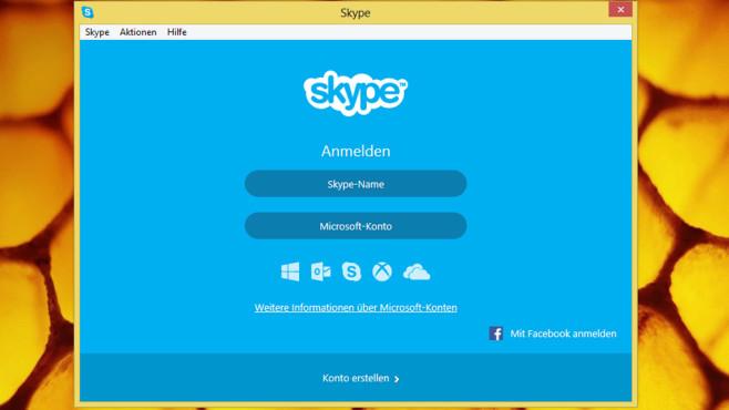 Skype: Umfangreiches Chat-Tool ©COMPUTER BILD