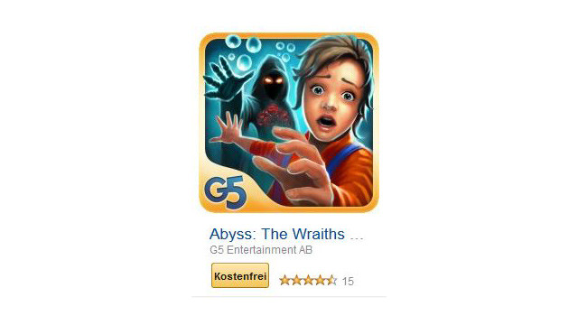 Abyss: The Wraiths of Eden © G5 Entertainment AB