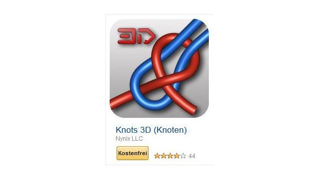 Knots 3D (Knoten) ©Nynix LLC