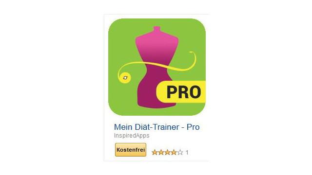 Mein Diät-Trainer - Pro ©InspiredApps