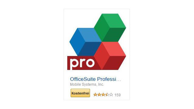 OfficeSuite Professional 7 ©Mobile Systems