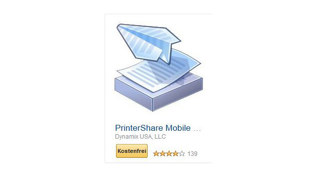 PrinterShare Mobile Print © Dynamix USA, LLC