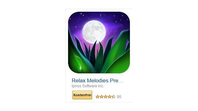 Relax Melodies Premium ©Ipnos Software inc.