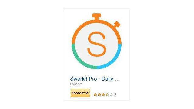 Sworkit Pro ©Sworkit