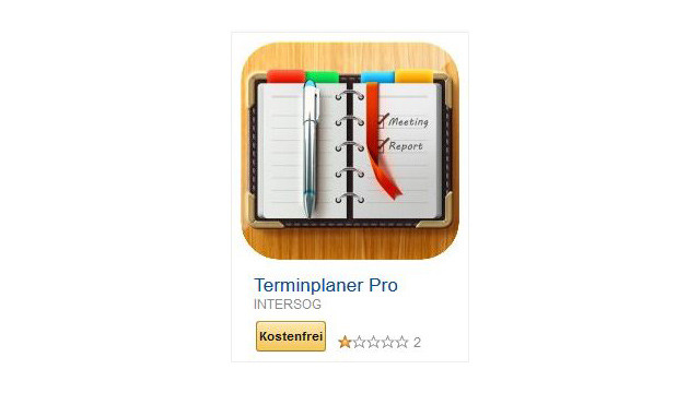 Terminplaner Pro ©INTERSOG