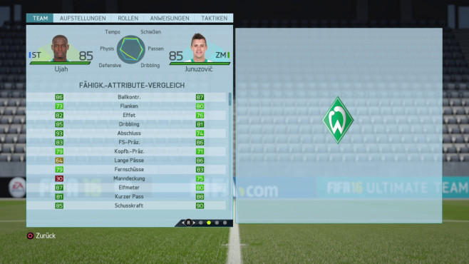 Virtuelle Bundesliga: So machen Sie mit! © EA Sports