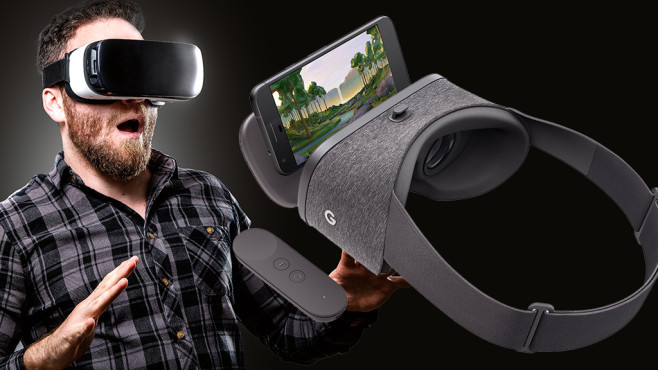 VR-Brillen-Übersicht ©Google, Keddy – Fotolia.com