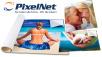 30 Prozent Rabatt auf selbstklebende Poster bei PixelNet ©PixelNet