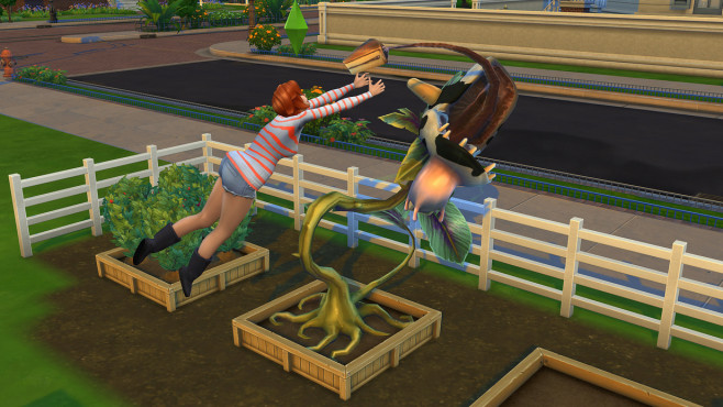 Die Sims 4: Kuh © http://thesims4blogger.tumblr.com/