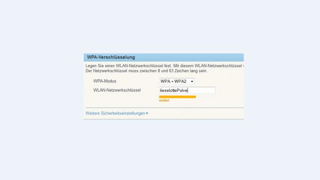 Passwort-Hilfe ©COMPUTER BILD